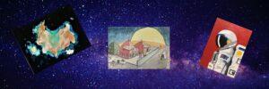 'Space' Art Exhibition @ Redland Yurara Art Gallery and Studio | Thornlands | Queensland | Australia
