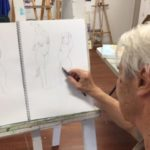 Life Drawing Group - Members (untutored) @ Yurara Art Society