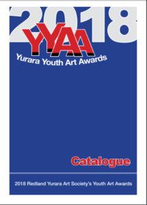 Yurara Youth Art Awards 2018 Catalogue
