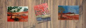 'Outback Australia'  Art Exhibition @ Redland Yurara Art Gallery and Studio | Thornlands | Queensland | Australia