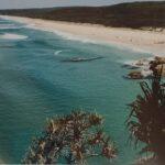 Redland Yurara Art Society -'Main Beach, Stradbroke Island' - Helen Boydell - Photo - Framed - Art Exhibition - Seascapes and Beaches