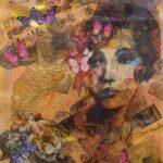 Redland Yurara Art Society - 'A Spring Affair' - Anna McCallum- Mixed Media - Painting - Art Exhibition - Major Spring Art Exhibition