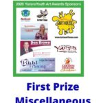First Prize Miscellaneous