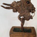 Redland Yurara Art Society - 'Fish from the Deep' - Robert Grant -Sculpture - Art Exhibition - Major Spring Art Exhibition
