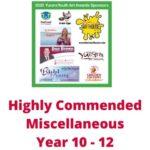 HC Miscell 10 -12