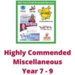 HC Miscell 7-9