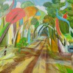 Redland Yurara Art Society - 'Home at Last' -Danielle Bain - Acrylic - Painting - Art Exhibition - Major Spring Art Exhibition