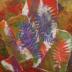 Redland Yurara Art Society - 'Oyster Point Glimpses' - Helen Boydell - Mixed Media - Painting - Art Exhibition - Major Spring Art Exhibition