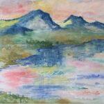 Redland Yurara Art Society - 'Morning Light' - Karen Munster - Watercolour - Painting - Art Exhibition - Watercolours
