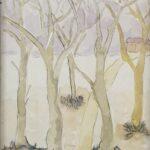 Redland Yurara Art Society - 'Winter Calm' - Rosie Sheehan - Watercolour - Painting - Art Exhibition - Watercolours