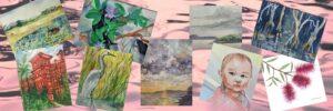 'WATERCOLOURS' @ Redland Yurara Art Gallery and Studio | Thornlands | Queensland | Australia