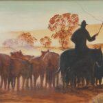 Morning Muster Ray Hackett Oil