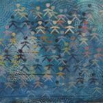 Redland Yurara Art Society - 'Where Are You?' - Viga Misztal - Mixed Media - Painting - Art Exhibition - The Holiday Collection