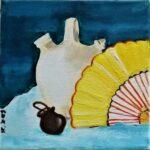 Redland Yurara Art Society - 'Viva España' - Gloria Dietz-Kiebron - Acrylic - Painting - Art Exhibition - Still Life