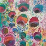 Redland Yurara Art Society - 'Universe' - Val Turner - Mixed Media - Painting - Art Exhibition - Space