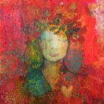 Redland Yurara Art Society - 'Dreaming in Colour' - Amanda Jane Slater - Mixed Media - Painting - Art Exhibition - Major Autumn Exhibition