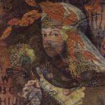 Redland Yurara Art Society - Major Autumn Art Exhibition - 'Flora in Autumn'- Gloria Clay - Mixed media