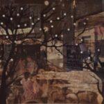 Redland Yurara Art Society - 'Night Owls' -Gloria Clay - Mixed Media - Painting- Art Exhibition - Major Autumn Exhibition