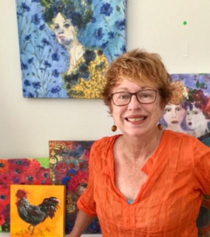 Yurara Art Society Tutor - Amanda Slater