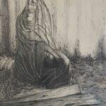 Redland Yurara Art Society - 'Forgotten' - David Constable - Watercolour - Painting - Art Exhibition - Vintage