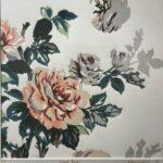 Redland Yurara Art Society - 'Vintage Rose' - Anita Mangakahia - Lino Print - Painting - Art Exhibition - Vintage