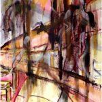 Redland Yurara Art Society - 'Entrance 1' - Georgie Usher - Acrylic - Painting - Major Spring Art Exhibition - Landscapes