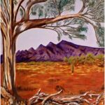 Redland Yurara Art Society - 'Flinders' - Arja Tossavainen - Oil - Painting - Major Spring Art Exhibition