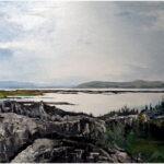 Redland Yurara Art Society - 'Thingvellir-Iceland' - John Holmes - Acrylic - Painting - Major Spring Art Exhibition - Landscapes
