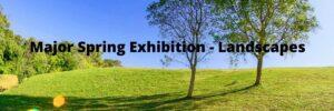 'MAJOR SPRING EXHIBITION - LANDSCAPES' @ Redland Yurara Art Gallery and Studio | Thornlands | Queensland | Australia