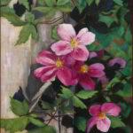Redland Yurara Art Society - 'Basking in the Sun' - Rhonda Brown - Oil - Painting - Art Exhibition - Florals
