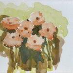 Redland Yurara Art Society - 'Bloomin' - Rosie Sheehan - Watercolour - Painting - Art Exhibition - Florals