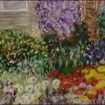 Redland Yurara Art Society - 'Ranunculus' - Jacqui Selke-Pike - Pastel - Framed - Painting - Art Exhibition - Florals