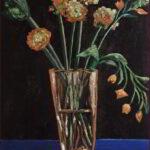 Redland Yurara Art Society - 'The Vase' - Arja Tossavainen - Oil - Painting - Art Exhibition - Florals